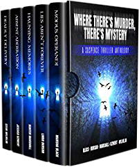 Where There's Murder, There's Mystery Collection