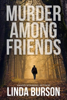 MURDER AMONG FRIENDS Book Cover
